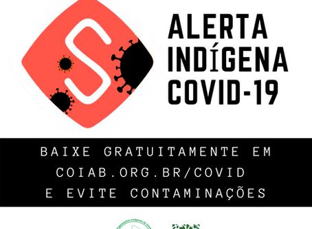 Novo aplicativo auxilia povos indígenas da Amazônia a se protegerem da covid-19