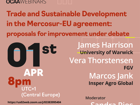 For a more sustainable EU-Mercosur Agreement