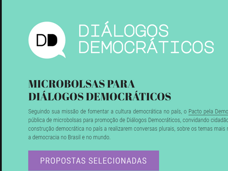 Pact for Democracy supports 10 Democratic Dialogues