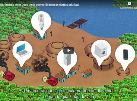 Retrospectiva 2019 do Instituto de Energia e Meio Ambiente