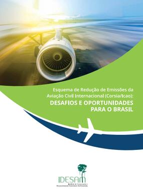 Esquema de redução de emissões da Aviação Civil Internacional (Corsia/Icao)