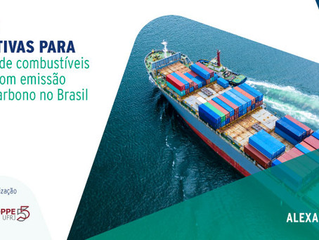 Perspectives for the production of maritime fuels with neutral carbon emission in Brazil