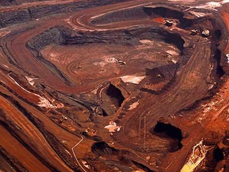 Coal mining in Rio Grande do Sul