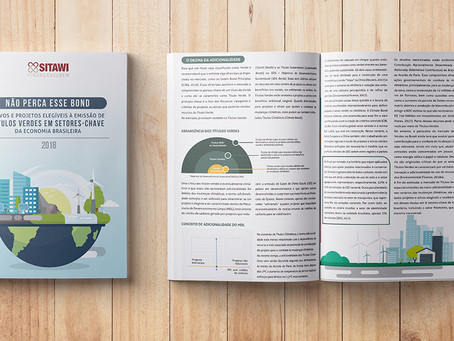 SITAWI lança Guia e Programa de Fomento à Estruturação e Avaliação Externa de Títulos Verdes