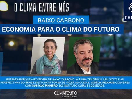 O que é economia de baixo carbono?