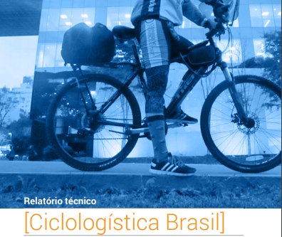 Bicycle logistics in Brazil