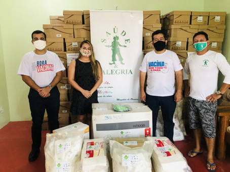 Emergency supplies for Faro