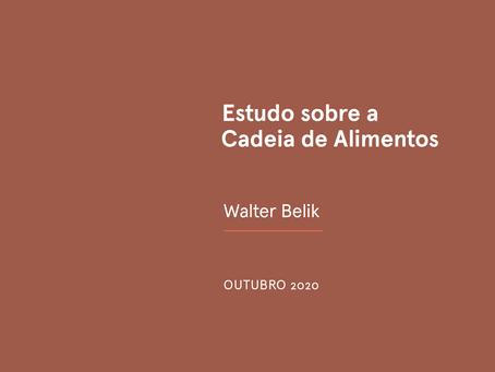 Cadeia de alimentos no Brasil