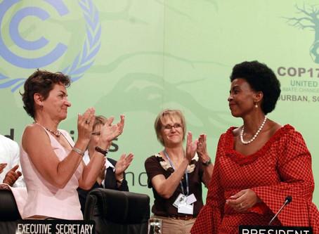 Mudança climática: sujeito feminino?