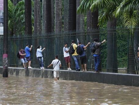 Tempestade no Rio: autoridades ainda não entenderam que clima do país mudou