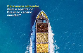 Food Diplomacy – a new study by the Instituto Escolhas