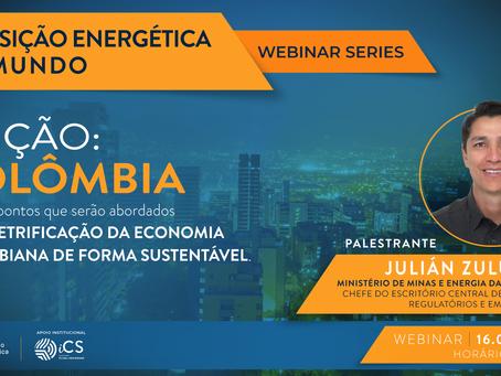 Governo da Colômbia apresenta sua proposta de transição energética