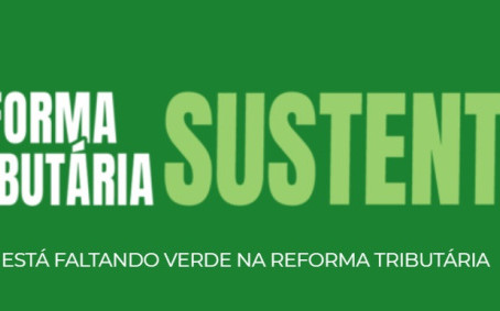 Reforma Tributária Verde