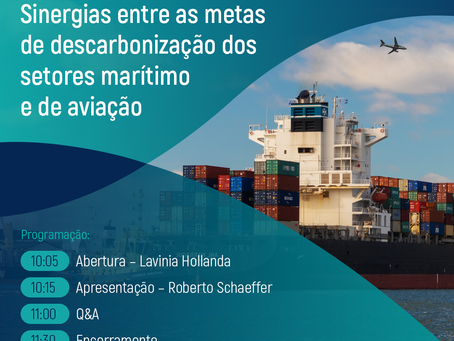 Ways to reduce emissions in aviation and international shipping