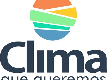 O Clima que Queremos