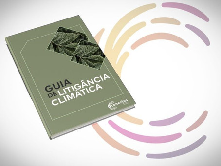 Lançamento: Guia sobre litigância climática