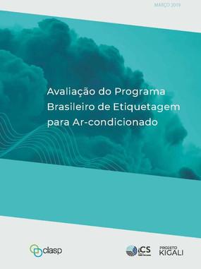 AVALIAÇÃO DO PROGRAMA BRASILEIRO DE ETIQUETAGEM PARA AR-CONDICIONADO