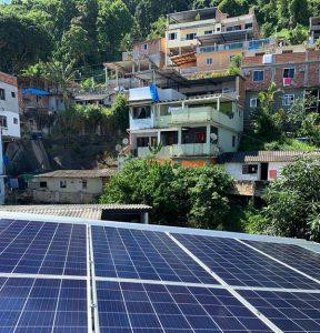 The first solar energy cooperative in Brazilian favelas goes into operation
