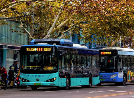 ITDP presents lessons learned during the electrification of bus fleets in China