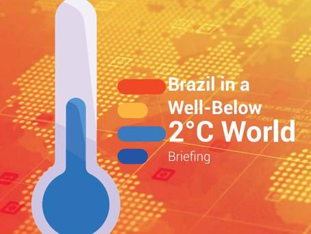 LAUNCH: Brazil is a world below 2 °C