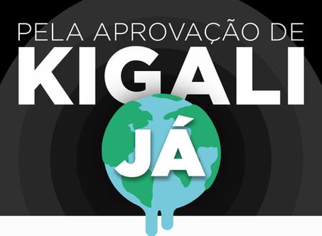 Pela Aprovação de Kigali