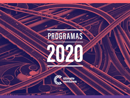 2020 for Climate Ventures
