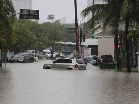 Weather extremes are the new normal (and there is no use denying the reality)