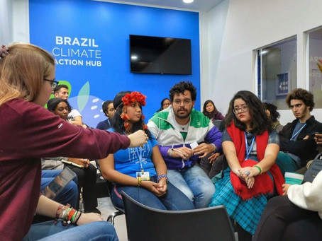 Espaço Brasil: a conquista de um espaço para a sociedade civil