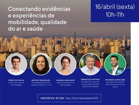 Como melhorar a qualidade do ar nas cidades brasileiras