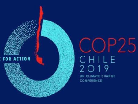 A COP25 está chegando!