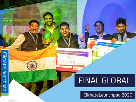 Startups for the climate