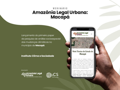 New master plan for Macapá