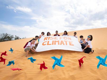 The major internacional climate mobilisation is coming