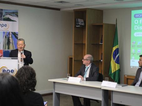 Futuro dos Recursos Energéticos Distribuídos no Brasil