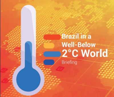 O Brasil e um mundo abaixo de 2ºC