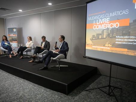Encontro Internacional sobre Mudanças Climáticas e Livre Comércio
