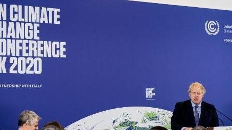 COP26 é adiada em função da pandemia