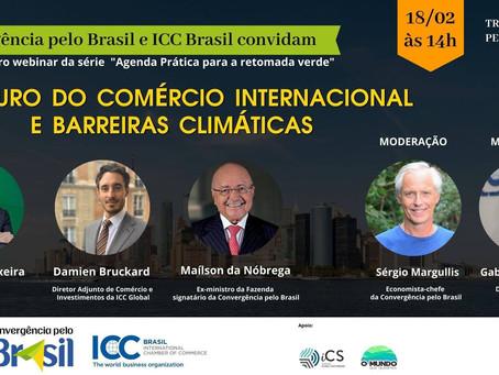 O futuro do comércio internacional e barreiras climáticas