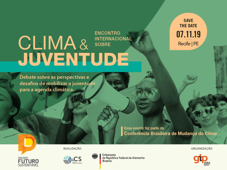 Encontro no Recife tenta atrair juventude para debate ambiental
