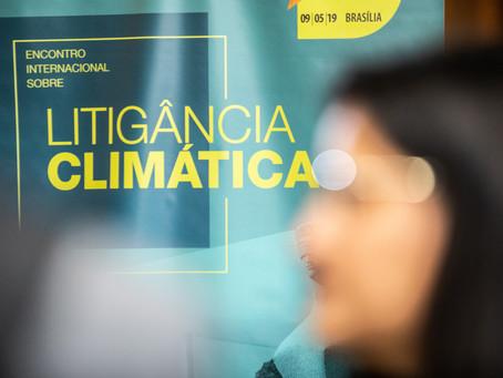 Geleiras e Amazônia no tribunal