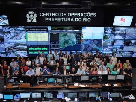 Good solutions for public transport in Rio de Janeiro