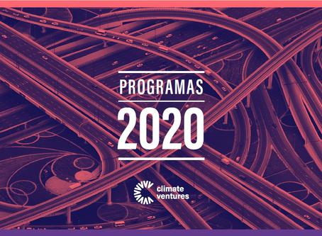 2020 para a Climate Ventures