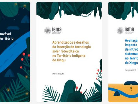 [#news1] Projeto Xingu Solar e Floresta Iluminada