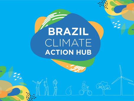 DESTAQUES: Brazil Climate Action Hub na COP25