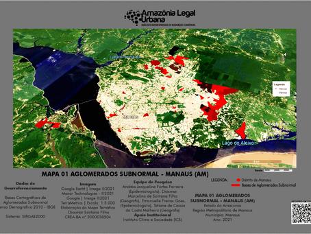 Desigualdades urbanas e mudanças climáticas: Manaus