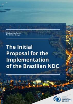 Recomendações do Fórum Brasileiro de Mudança do Clima para a COP 24