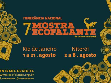 7ª Mostra Ecofalante de Cinema Ambiental chega ao Rio em agosto