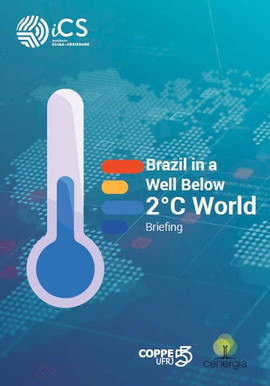 Brazil in a Well Bellow 2°C World