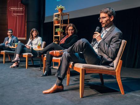 """Especialistas em investimento debatem sobre o futuro das """"finanças do bem"""""""