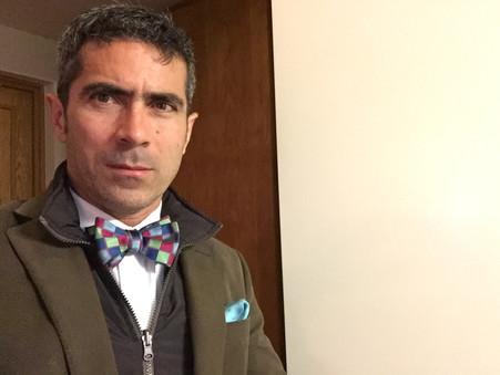 Novo diretor programático do iCS: Leonardo Lacerda